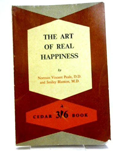 9780437950536: Art of Real Happiness (Cedar Books)