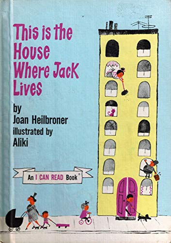 9780437960115: This is the House Where Jack Lives (I Can Read)