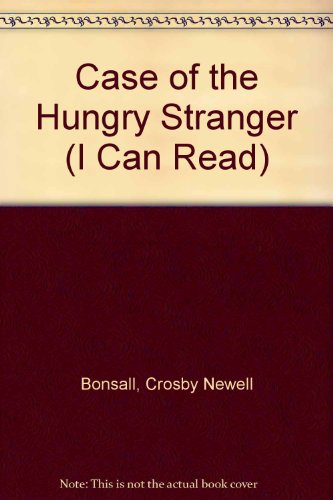 9780437960122: Case of the Hungry Stranger (I Can Read)