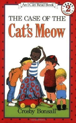9780437960184: Case of the Cat's Meow (I Can Read)