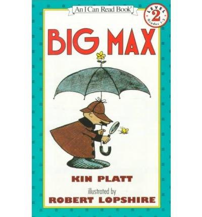 9780437960207: Big Max (I Can Read)