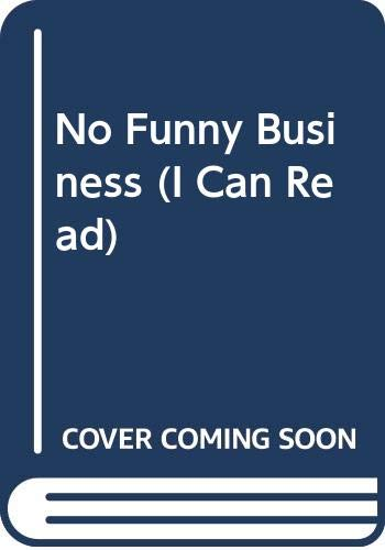 9780437960368: No Funny Business (I Can Read)