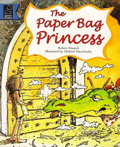 9780439010177: The Paperbag Princess (Story Corner)