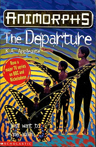 9780439011426: Animorphs #19: The Departure