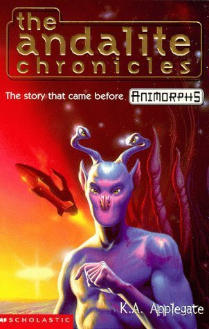 9780439011457: The Andalite Chronicles