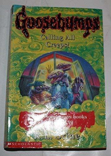 9780439011976: Goosebumps: Calling All Creeps