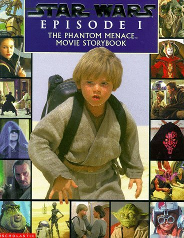 "Star Wars Episode One"""". The Phantom Menace."