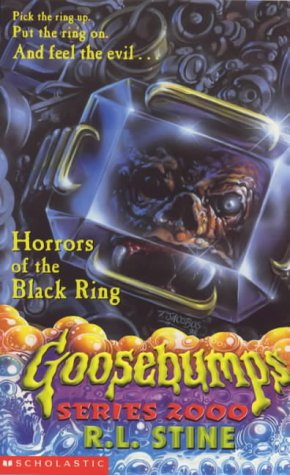 9780439012973: The Horrors of the Black Ring