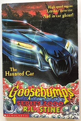 9780439013437: The Haunted Car (Goosebumps Series 2000)