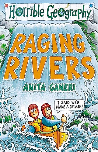 9780439013635: Raging Rivers (Horrible Geography)