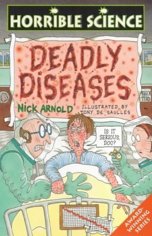 9780439013680: Deadly Diseases (Horrible Science)