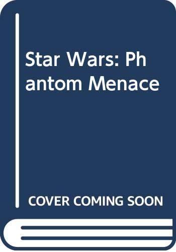 9780439013734: Star Wars: Phantom Menace