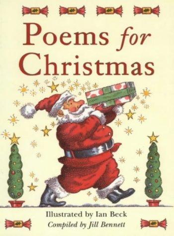 Poems for Christmas: Bennett, Jill
