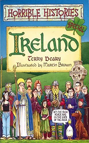 9780439014366: Ireland (Horrible Histories Special)