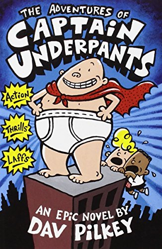 9780439014571: The Adventures of Captain Underpants