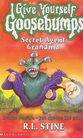 9780439014793: Secret Agent Grandma (Give Yourself Goosebumps)