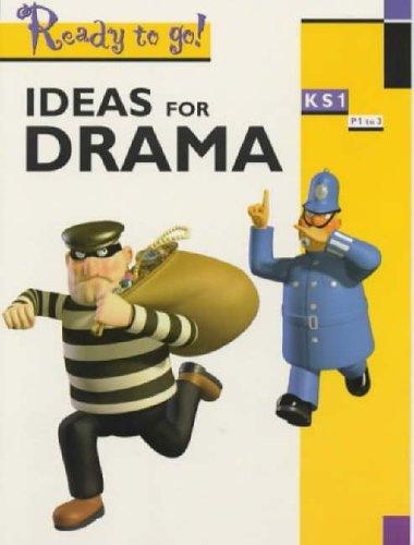 9780439017794: Ideas for Drama Key Stage 1 (Ready to Go)