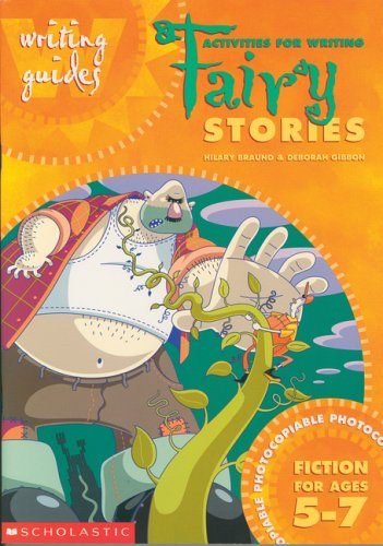 9780439018708: Activities for Writing Fairy Stories 5-7 (Writing Guides)