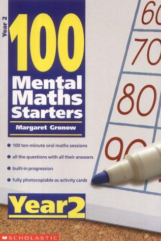 9780439019019: 100 Mental Maths Starters