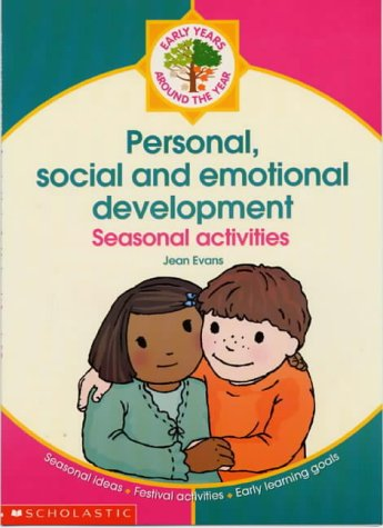 9780439019118: Personal, Social and Emotional Development (Around the Year)
