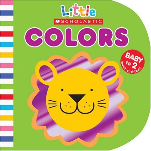Colors (Little Scholastic): Smith, Justine; Ackerman,