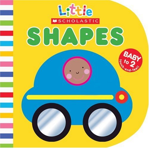 9780439021463: Shapes (Little Scholastic)