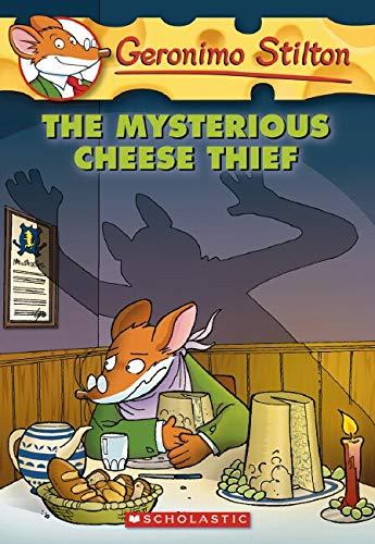 9780439023122: THE MYSTERIOUS CHEESE THIEF (Geronimo Stilton)