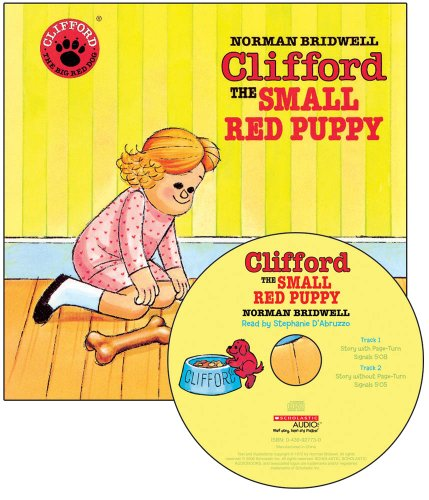 9780439023139: Clifford the Small Red Puppy: Library Edition (Clifford the Big Red Dog)