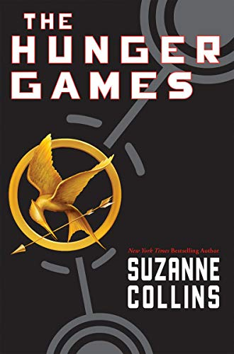 THE HUNGER GAMES (1ST PRT + SIGNED: Collins, Suzanne