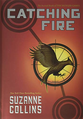 Catching Fire (Hunger Games) 1st/ 1st, hardcover: Suzanne Collins