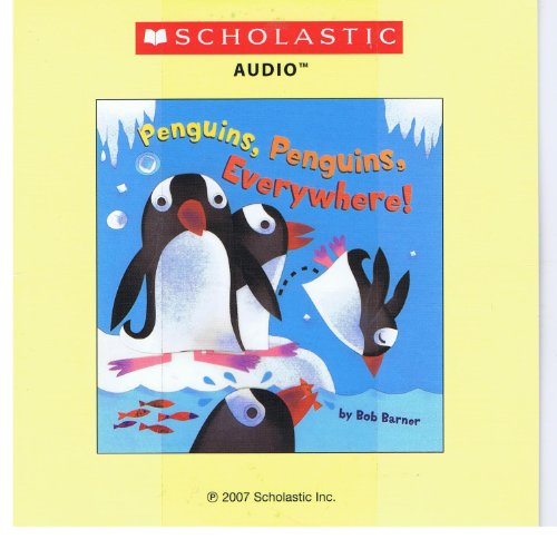 Penguins, Penguins, Everywhere! (0439024056) by Bob Barner