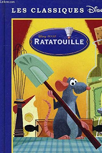 9780439024150: Disney-Pixar Ratatouille (Disney's Wonderful World of Reading)