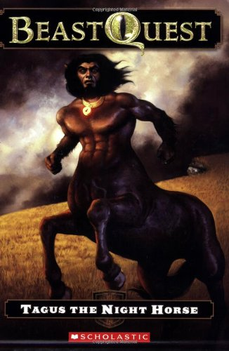 TAGUS THE NIGHT HORSE # 4 (BEAST QUEST)