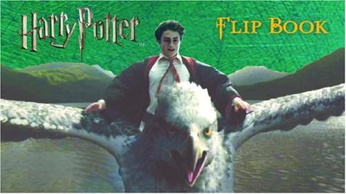 9780439024891: Harry Potter Flipbook (Harry Potter Movie)