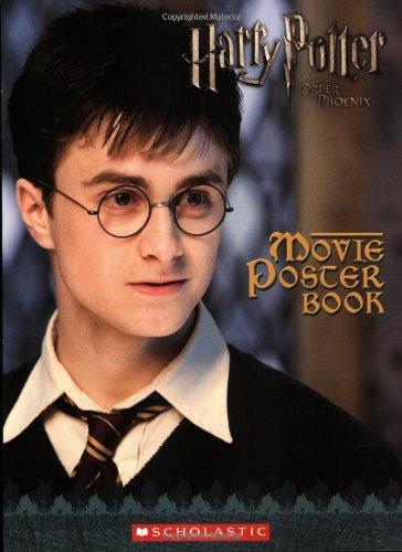 9780439024914: Poster Book (Harry Potter Movie V)