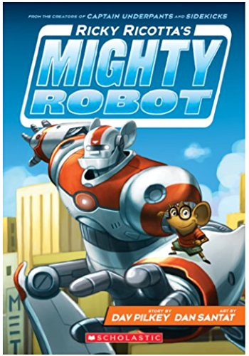 9780439025171: Ricky Ricotta's Mighty Robot (7 Volume set)