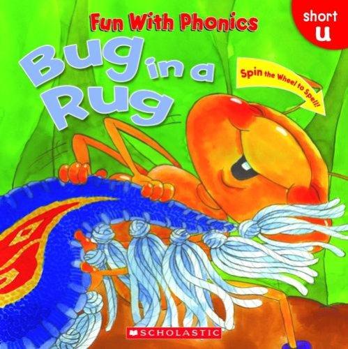9780439025508: Bug in a Rug (Fun with Phonics)