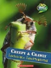 Creepy & Crawly: Incredible Invertebrates