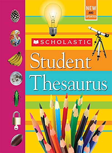 9780439025881: Scholastic Student Thesaurus