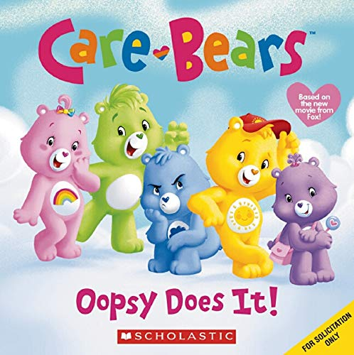 9780439026765: Oopsy Does It! [With Stickers] (Care Bears (8x8))