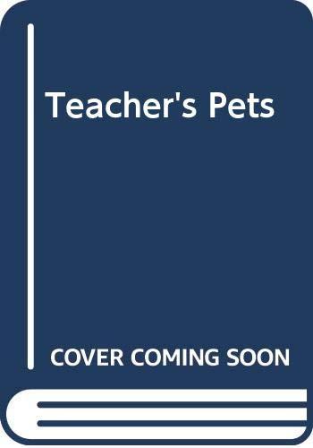 9780439026987: Teacher's Pets