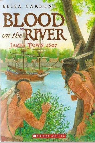 9780439026994: Blood on the River: James Town, 1607