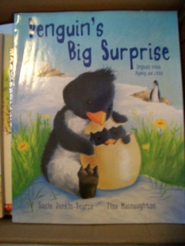 9780439027199: Penguin's Big Surprise