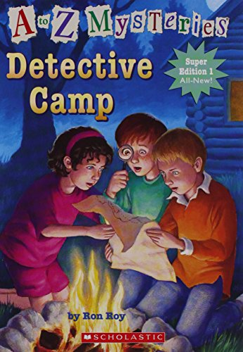 9780439028356: Detective Camp (A to Z Mysteries)