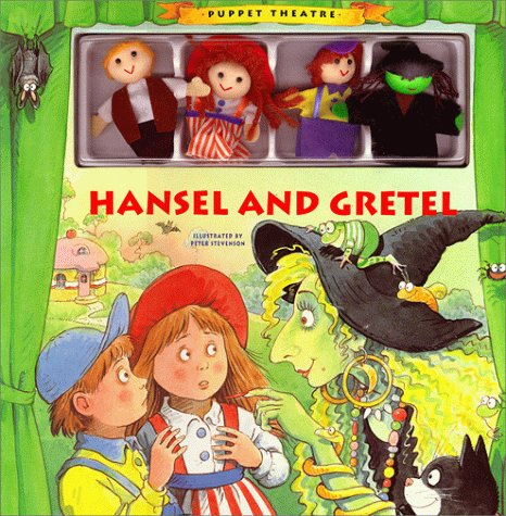 9780439040051: Hansel and Gretel with Finger Puppets (Finger Puppet Theater)