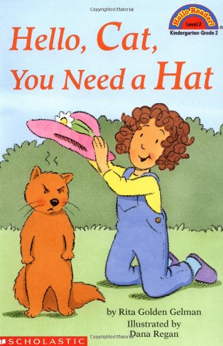 9780439040211: Hello, Cat, You Need a Hat (HELLO READER LEVEL 1)
