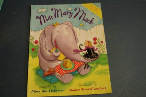 9780439040228: Miss Mary Mack: A Hand-Clapping Rhyme