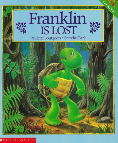 9780439040662: Franklin Is Lost (Franklin the Turtle)