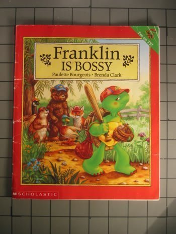 9780439040679: Franklin Is Bossy
