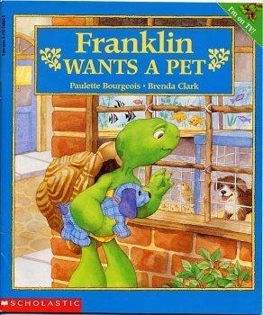 9780439040693: Franklin Wants A Pet